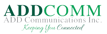 ADD Communications Inc. Logo